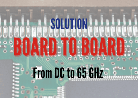 Broad to Broad Connector - board-to-board-Series