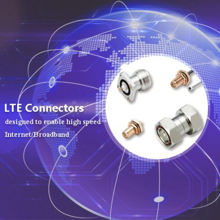 Application LTE - Connecteur d'application LTE