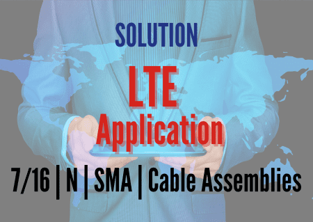 LTE Application Connector