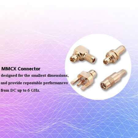 mmcx connector - conectores mmcx