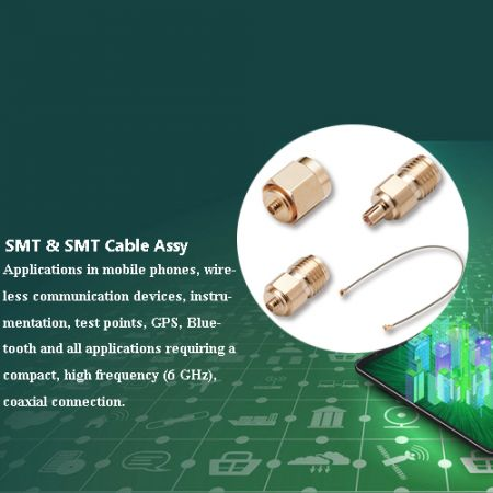 SMT Cable Assembly