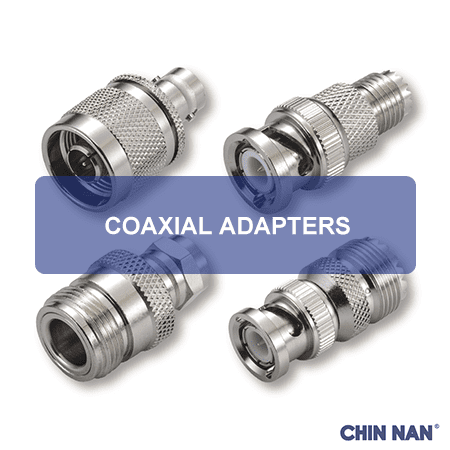 Coaxial Adapters - Coaxial Adapters