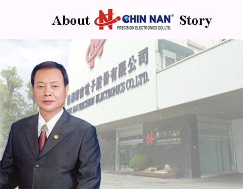 "About ""CHIN NAN"" Story"