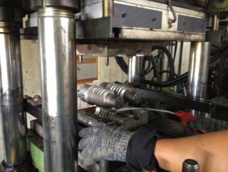 Injection Mold - .