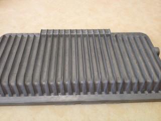 Пресс-формы и детали для литья под давлением - . Крышка охлаждающего вентилятора