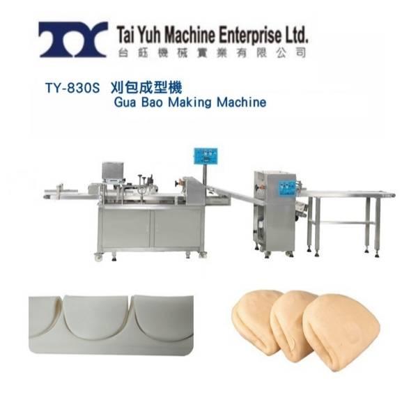 Gua bao making machine - Automatic gua bao making machine