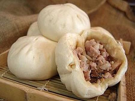Chinese food processing machine - Meat Bun