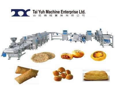 TY-3000 स्वचालित पेस्ट्री मशीन