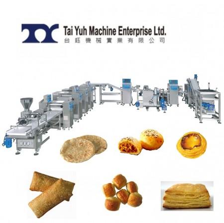 TY-3000 多層次食品成形機