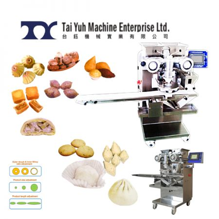 Automatic Encrusting Forming Machine - Automatic Encrusting Forming Machine