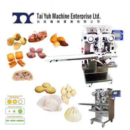 Automatic Encrusting Forming Machine