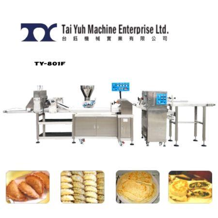 Calzone/Empanada Maker - Empanada Machine