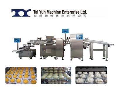 TY-812S स्टीम्ड बन बनाने की मशीन