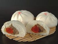 肉包 Meat bun