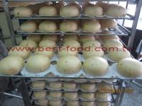 圓形饅頭 Steamed bun