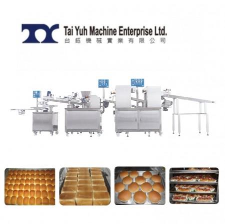 TY-8530 麵包成形機