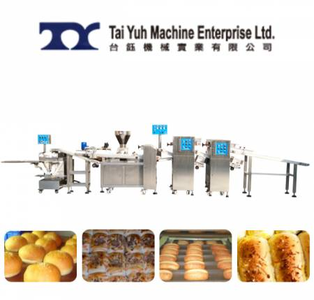 Automatic Bread Making Machine