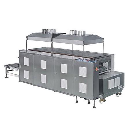 Pita Bread Oven - Conveyor Pita Bread Oven