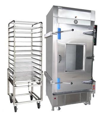 Пароварка для булочек - Пароварка для булочек шкафного типа
