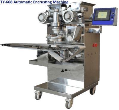 स्वचालित encrusting बनाने की मशीन