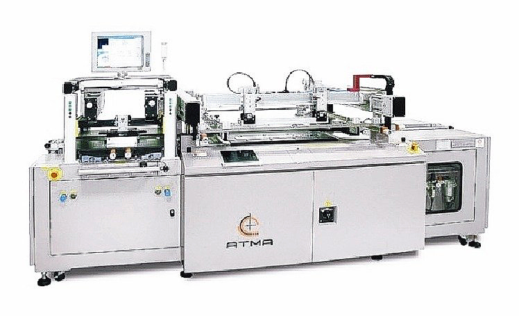 Industry printing equipment