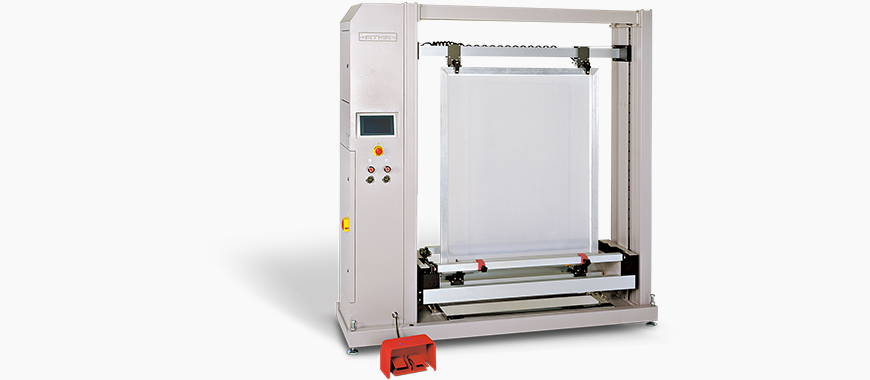 Match screen frame size to prepare regularly various size of the selectable coating trough.