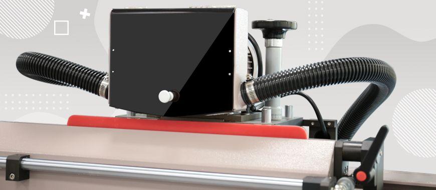 Автоматична точилка для ракель, ручного типу / повністю автоматичного типу з цифровим управлінням.