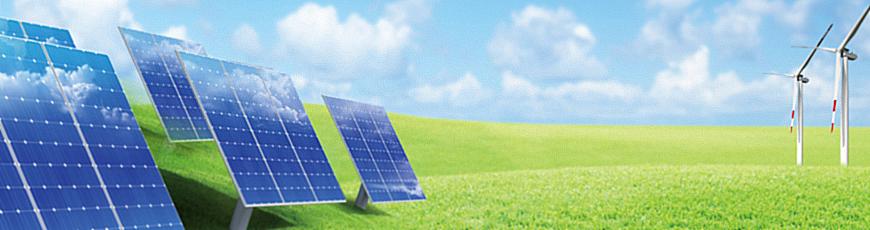 Срібні (або срібно-алюмінієві) пальці та шини надруковані на кристалізованій / некристалізованій кремнієвій пластині для виготовлення панелей сонячних батарей.