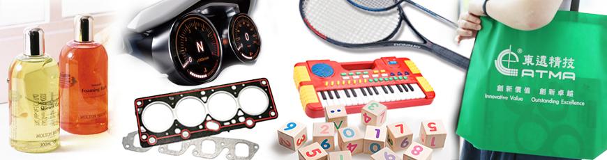ATMAは、さまざまな形状やサイズの工業製品の印刷を処理するためのフラットおよび曲面スクリーンプリンターを提供しています。