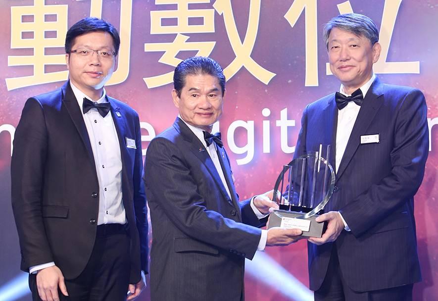 Award of Ernst & Young Entrepreneur 2018