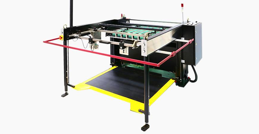 SPS®  STK AS57 Automatic Sheet Stacker