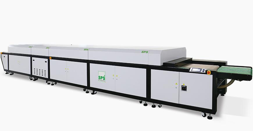 Sèche-linge combiné SPS® Jet Air + UV