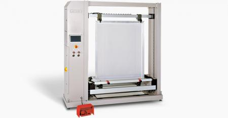 Digital Automatic Emulsion Coating Machine (max. frame 1050x1250mm) - Double coater front / back synchronous coating, settable number of coating 1~15 times, achieve demand of precise coating layer thickness