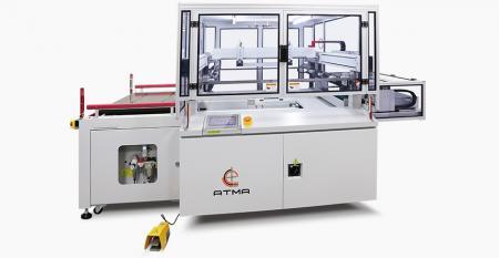 Спеціальний трафаретний принтер для автомобільних прокладок двигуна - Повна стільниця покрита магнітами для полегшення міцної фіксації різних типів або малюнків прокладок, щоб запобігти зміщенню під час друку для забезпечення точності друку.