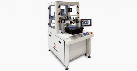 CCD Green Energy Silicon Wafer Centered Registering Screen Printer - Correspondence with Silicon Wafer (mono crystallized wafer & multi-crystallized wafer) Solar Cell industry, mid stream processing of solar cell electrode screen printing.