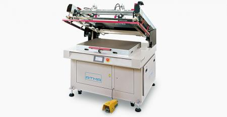 Clamshell Screen Printer - Ingratiated user operating habit and diversified development, it is beneficial user to gain more choice of printing equipments to open different industrial sector on market.