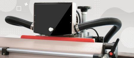 Точилка для ракелів - Автоматична точилка для ракелів, тип ручного / повністю автоматичного управління.