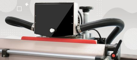 Squeegee sharpener - Automatic Squeegee Sharpener, manual-controlled type / digital-controlled fully auto type.