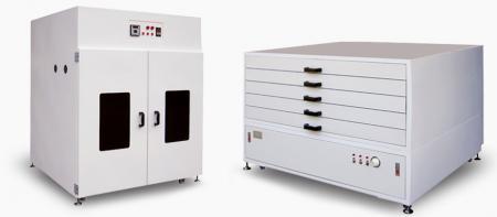 Screen Stencil Dryer - Screen Stencil Dryer, vertical type / horizontal type