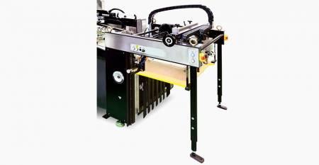 SPS  Twin-flow Rear Pick-up Feeder (max. sheet: twin-flow 550X267mm, single-flow 550X750mm) - SPS  FVR EP57/t Twin-flow Rear Pick-up Feeder