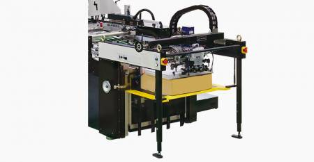 SPS Rear Pick-up Feeder (max. sheet 550X750mm) - SPS  FVR EP57 Rear Pick-up Feeder