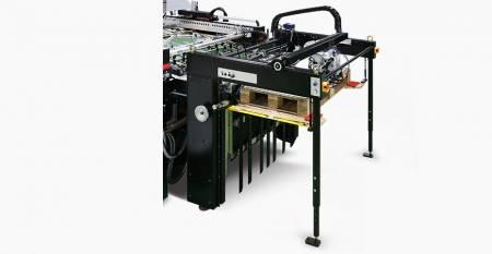 """מזין איסוף אחורי SPS (גיליון מרבי 750X1060 מ""""מ) - מזין איסוף אחורי SPS FVR EP71"""