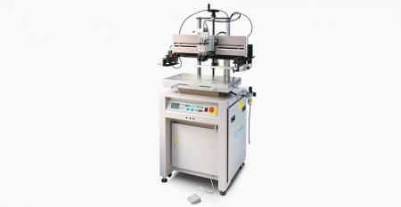 Pneumatic Mini Flat Screen Printer - Suitable for printing various products with small size, light weight and flexibility, quick exchange substrate