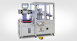 Automatic CCD Registering Screen Printer