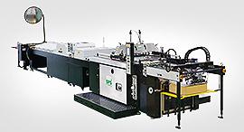 Stop Cylinder Screen Printer