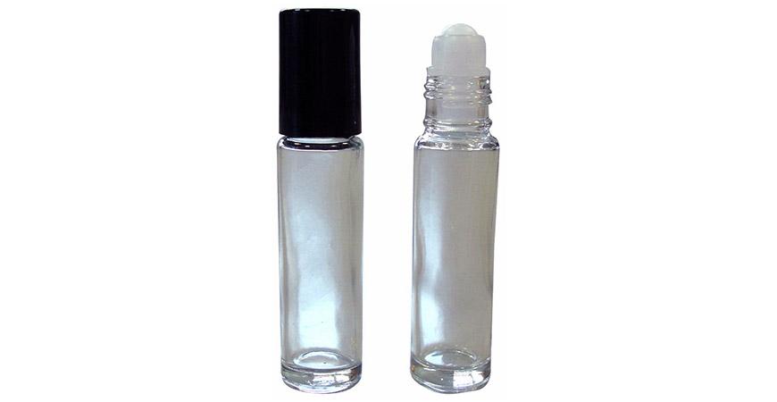 GH698: 10 ml Glasflasche zum Aufrollen