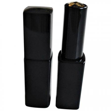 GH23 602BB – GH04 602BB: 10ml Black Bottle with Square or Round Cap