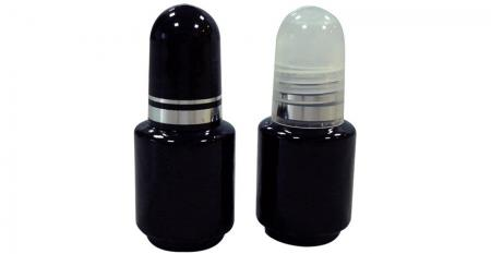 5ml Round Glass UV Gel Nail Polish Bottle - GH10H 609BB: 5ml Round Glass UV Gel Nail Polish Bottle