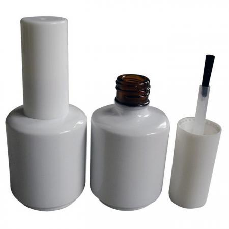 GH12 696AWW: 15ml weiße Flasche