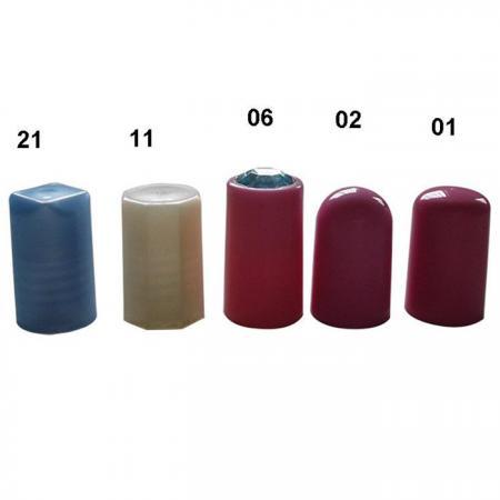 11/415 Nail Polish Plastic Caps